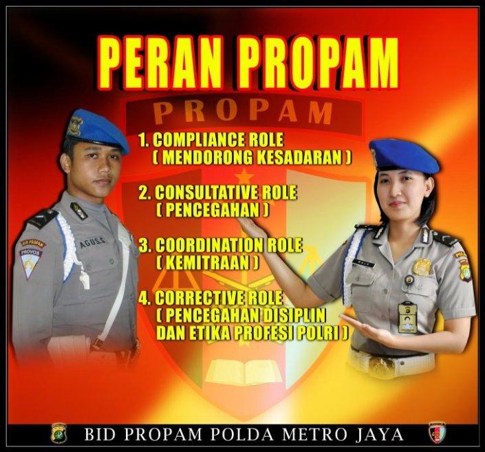 PERAN PROPAM